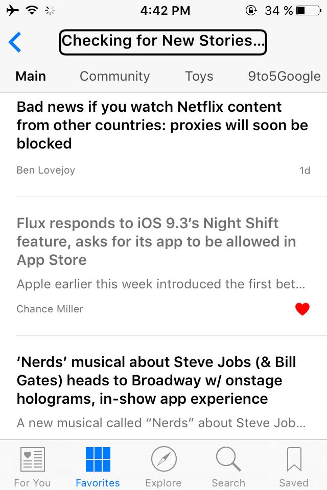 Cómo hacer que aparezca News en tu dispositivo iOS